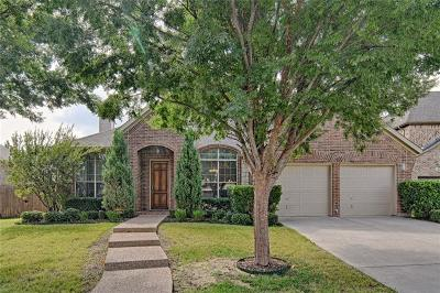 Grand Prairie Single Family Home For Sale: 2723 Waterfront Drive