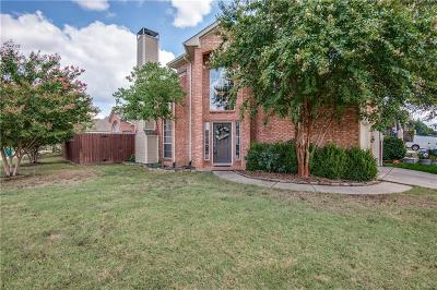 Lewisville Single Family Home For Sale: 2095 Montclair Lane