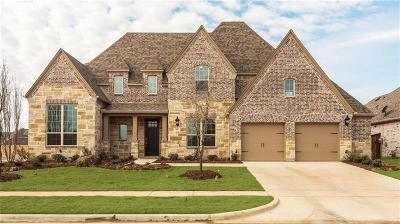 Mckinney Single Family Home For Sale: 7901 Three Forks Trail