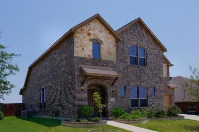 Denton Single Family Home For Sale: 9309 Athens Drive