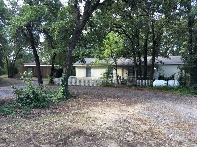 Joshua Single Family Home For Sale: 2516 Brushy Nob Drive