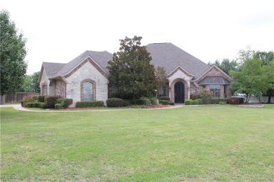 Forney Single Family Home For Sale: 10579 E Clover Lane
