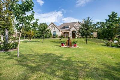 Fort Worth Single Family Home For Sale: 7636 La Cantera Drive