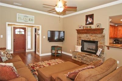 Crandall Single Family Home Active Option Contract: 201 Country View Lane