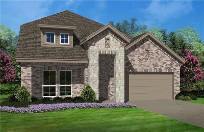 Denton Single Family Home For Sale: 2101 Corsair Lane