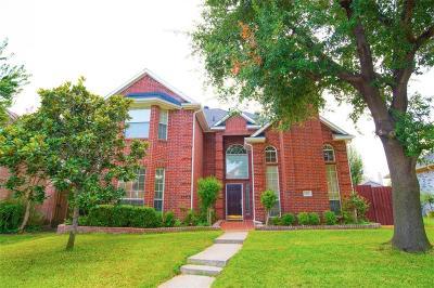 Carrollton Single Family Home For Sale: 3117 Irvine Drive