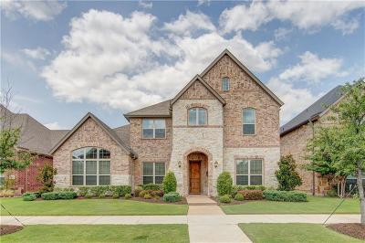 Lewisville Single Family Home For Sale: 432 Four Stones Boulevard