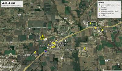 Royse City Residential Lots & Land For Sale: 1800 W Hwy 66