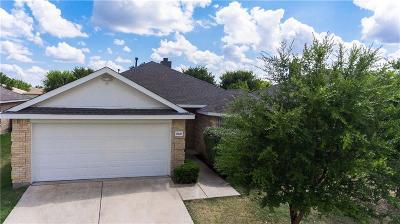 Mckinney Single Family Home Active Option Contract: 9921 Nixon Drive