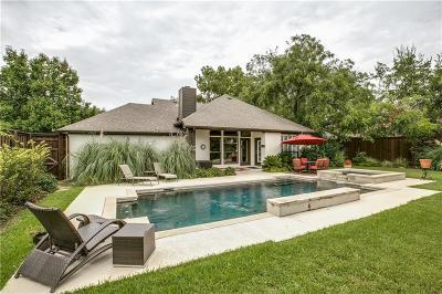 Dallas Single Family Home For Sale: 6702 Oriole Drive