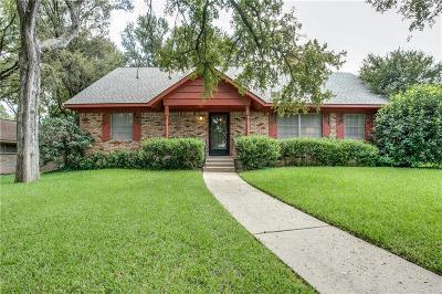 Plano TX Single Family Home Active Option Contract: $220,000