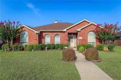 Mesquite Single Family Home For Sale: 1313 Williams Creek