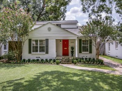 Linwood Place Single Family Home For Sale: 4710 W Amherst Avenue