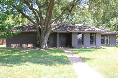 Terrell Single Family Home For Sale: 312 Rash Lane