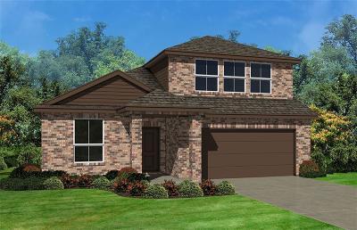 Denton Single Family Home For Sale: 309 Red Fox Lane
