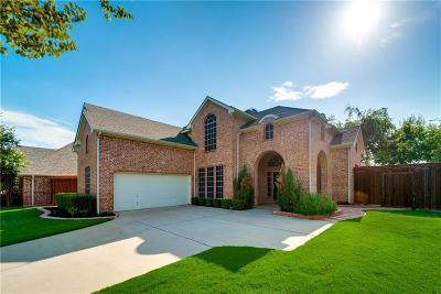 Denton Single Family Home For Sale: 2208 Fairfax Trail