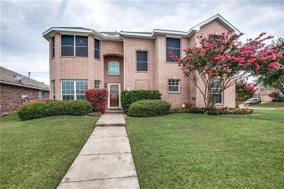 Fort Worth Single Family Home For Sale: 4600 Edenwood Drive