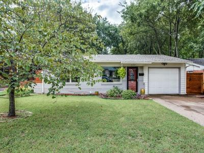 Dallas Single Family Home For Sale: 4322 Bonham Street