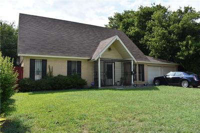 Forest Hill Single Family Home For Sale: 6708 Wagonet Road