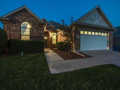 Mckinney Single Family Home Active Option Contract: 312 Lakefront Court