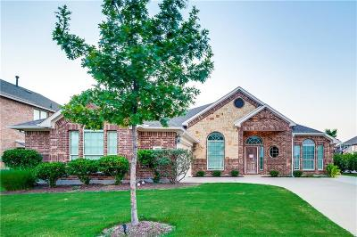 Forney Single Family Home For Sale: 105 Foggy Branch Trail