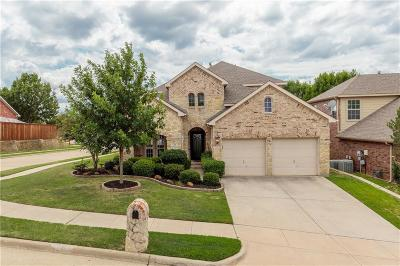 Flower Mound Single Family Home For Sale: 4201 Sharondale Drive