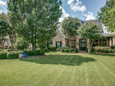 Mckinney Single Family Home For Sale: 7414 Round Hill