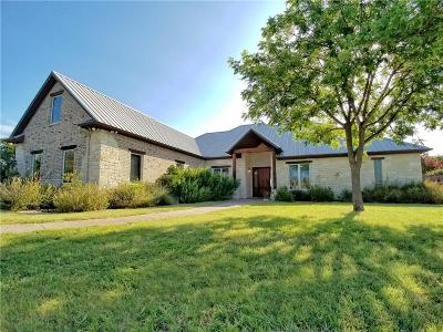 Aledo Single Family Home For Sale: 111 Rock Court