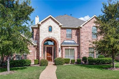 Frisco Single Family Home Active Option Contract: 5930 Stowell Drive