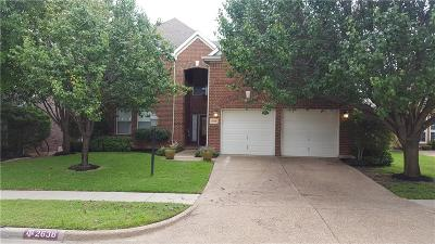 Arlington Single Family Home For Sale: 2636 Cedar View Drive