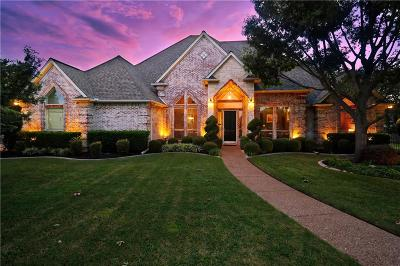 Southlake Single Family Home For Sale: 800 Columbia Drive