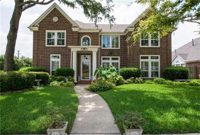 White Chapel #1b, White Chapel #2b, White Chapel #2c Single Family Home For Sale: 2110 N Bluebonnet Drive