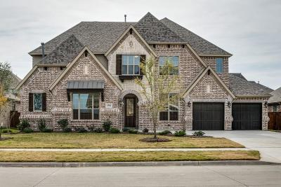 Prosper Single Family Home For Sale: 4501 Autumn Sage Drive