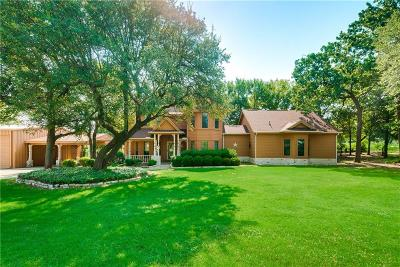 Azle Single Family Home Active Option Contract: 1541 Cliff Manor Street
