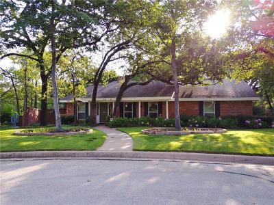 Arlington Single Family Home For Sale: 1731 Park Ridge Terrace