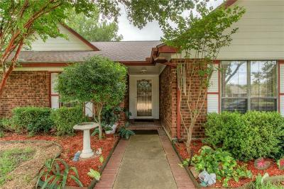Allen Single Family Home Active Option Contract: 1552 Evergreen Drive