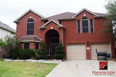 Mansfield Single Family Home For Sale: 1606 Monte Carlo Drive