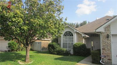 Watauga Single Family Home Active Option Contract: 6032 Hilltop Drive