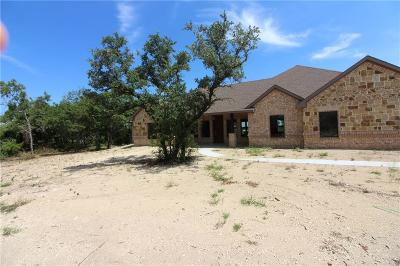 Springtown Single Family Home For Sale: 600 Carter Road