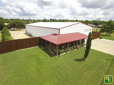 Prosper Single Family Home For Sale: 104 E 7th Street