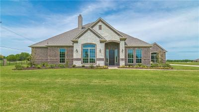McLendon Chisholm TX Single Family Home For Sale: $458,990