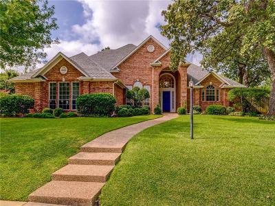 Keller Single Family Home For Sale: 1504 Stanton Court