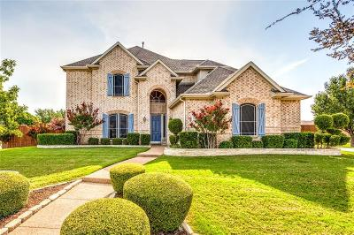 Flower Mound Single Family Home Active Option Contract: 6108 Valleywood Drive