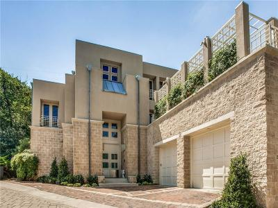 Dallas Single Family Home For Sale: 2814 Park Bridge Court