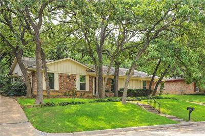 Arlington Single Family Home For Sale: 3312 Woodford Drive