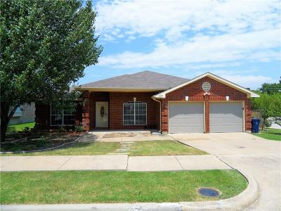 Mckinney Single Family Home For Sale: 1000 Ridgecrest Drive