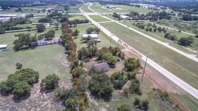 Weatherford Residential Lots & Land For Sale: 1866 Old Mineral Wells Highway