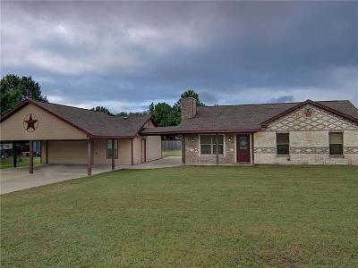 Springtown Single Family Home Active Option Contract: 1012 Westover Lane