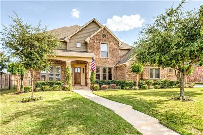 North Richland Hills Single Family Home For Sale: 7724 Silverleaf Drive