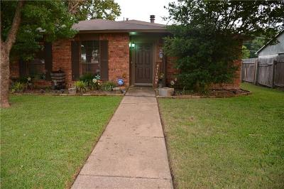 Plano Single Family Home For Sale: 760 Cambridge Drive
